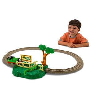 Thomas & Friends TrackMaster Reptile Park Set