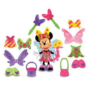 Minnie's Fairy Bow-tique