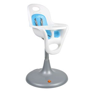 Flair Pedestal High Chair