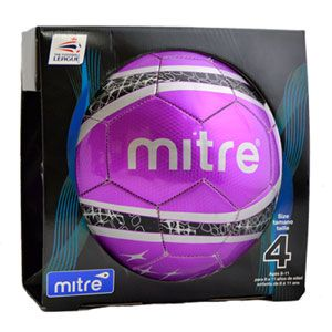 Mitre Cup Final Soccer Ball Size 4