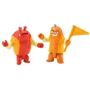 Imaginext Monsters University George & Big Red