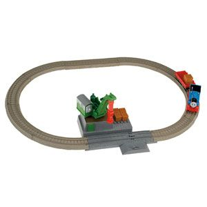 """Thomas & Friends TrackMaster Colin in """"The Party Surprise"""""""