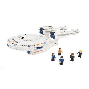 KRE-O Star Trek U.S.S. Enterprise-432 Piece Set