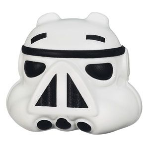 Angry Birds Star Wars Foam Flyers Stormtrooper Pig
