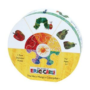 The Very Hungry Caterpillar Deluxe Puzzle Wheel