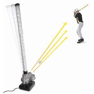 Lightning Bolt Pro Soft Micro Ball Pitching Machine