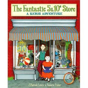 The Fantastic 5 & 10 Cents Store: A Rebus Adventure