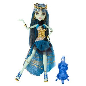 Monster High 13 Wishes Haunt the Casbah Frankie Stein